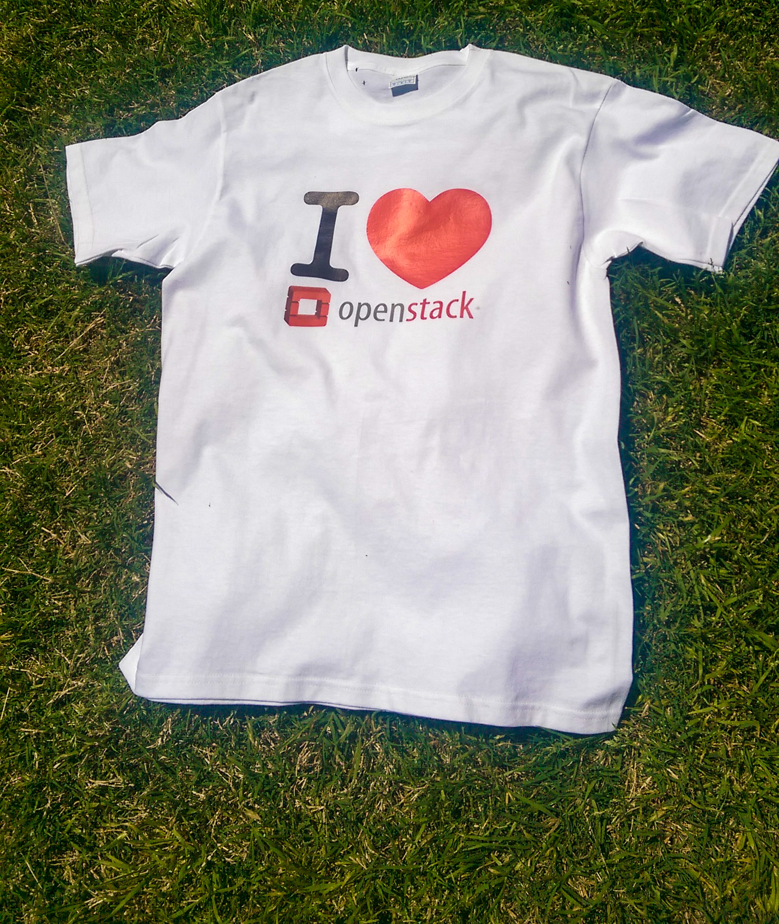 Keep Austin Nerd! We're in, are you?  #OpenStackSummit